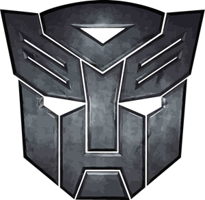Autobot from Transformers Logo Vector