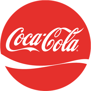 Coca Cola Circle Logo Vector Download