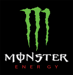 Monster Energy drink Logo Vector