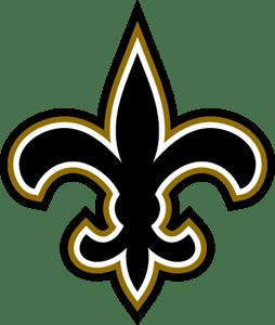 new orleans saints logo vector   eps  free download vector football art vector football free