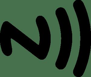 NFC Logo Vector (.SVG) Free Download  NFC Logo Vector...