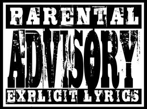 parental advisory explicit lyrics logo vector   eps  free Official Parental Advisory Vector Parental Advisory Vector in Hangeul