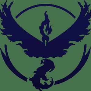 Pokemon Go Team Valor Logo 286481
