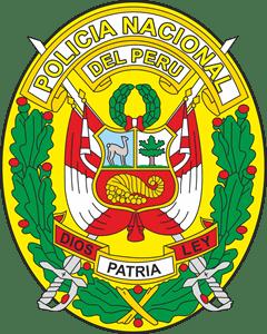 Escudo Policia Nacional Del Peru Logo Vector Cdr Free