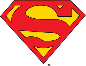 SUPERMAN-S Logo Vector
