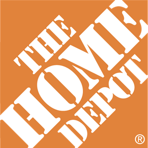 The Home Depot Logo Vector