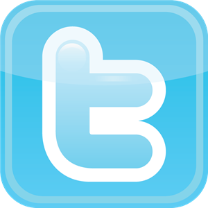 Twitter icon Logo Vector