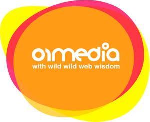 01media (Full) - With Wild Wild Web Wisdom Logo Vector