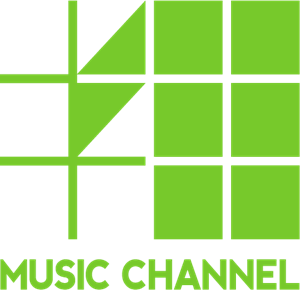 1 Music Channel Logo Vector