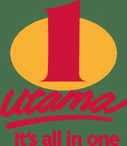 Image result for 1 Utama logo