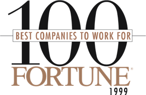100 Best Companies Fortune Logo Vector
