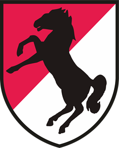 11th Armored Cavalry Regiment Logo Vector