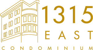 1315 East Logo Vector