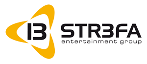 13 Strefa entertainment group Logo Vector