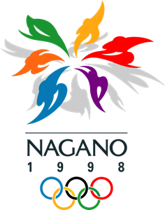 1998 Winter Olympics Logo Vector