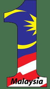 1Malaysia Logo Vector (.AI) Free Download
