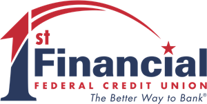 1st Financial Federal Credit Union Logo Vector