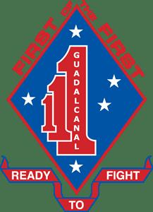 Military Logos  |1st Battalion 4th Marines Logo