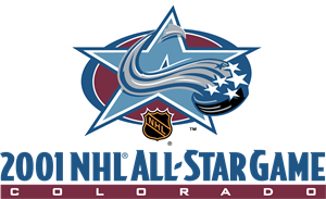 2001 NHL ALL-STAR Weekend Logo Vector