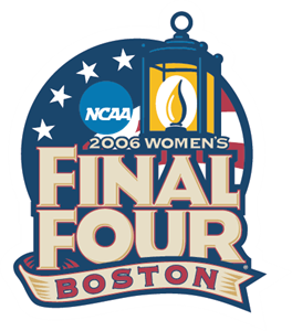 2006 Women's Final Four Logo Vector