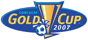 2007 GOLD CUP Logo Vector