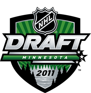 2011 NHL Draft Logo Vector
