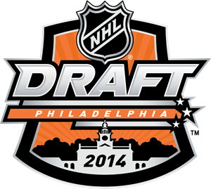 2014 NHL Entry Draft Logo Vector
