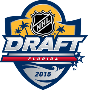 2015 NHL Entry Draft Logo Vector