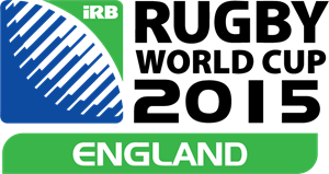 2015 Rugby World Cup England Logo Vector
