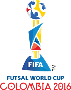 2016 FIFA Futsal World Cup Logo Vector