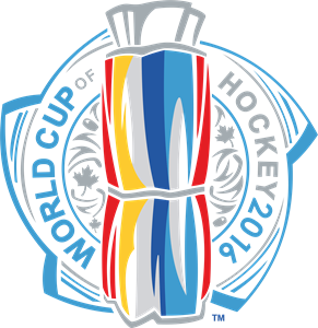 2016 World Cup of Hockey Logo Vector