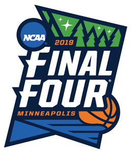 2019 Men's NCAA Final Four Logo Vector