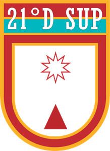 21° D SUP Logo Vector