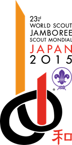 23rd World Scout Jamboree Japan 2015 Logo Vector