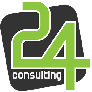 24 Consulting Srl Logo Vector