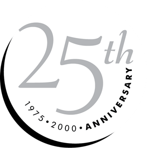 25th Anniversary Logo Vector
