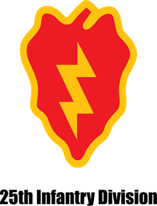 25th Infantry Division Logo Vector