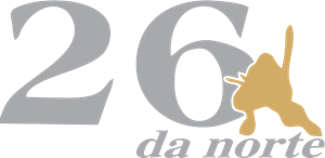 26 da Norte Logo Vector