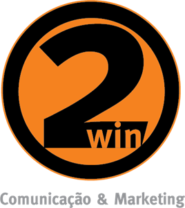 2 Win Comunicação & Marketing Logo Vector