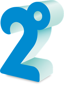 2degrees Logo Vector