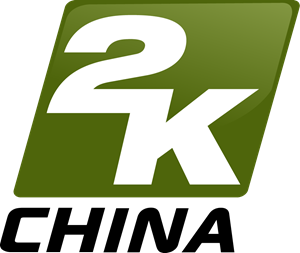 2K Games China Logo Vector