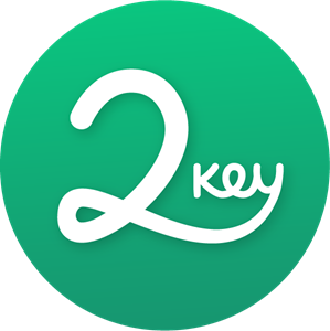 2key.network (2KEY) Logo Vector