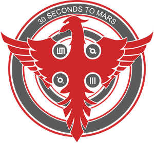30 Seconds To Mars Logo Vector