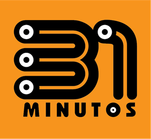 31 Minutos Logo Vector