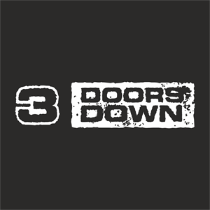 3 Doors Down Logo Vector