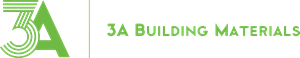 3A Building Materials Logo Vector