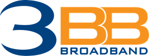 3BB Internet Logo Vector