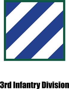 3rd Infantry Division Logo Vector