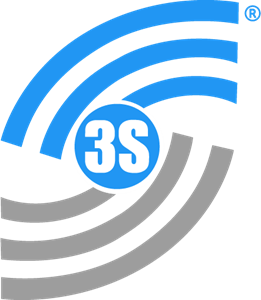 3S Intersoft JSC Logo Vector