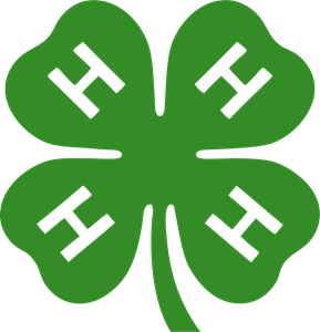 4-h Club Logo Vector